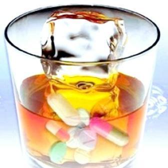 алкоголь с антибиотиками
