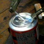 Почему алюминий нельзя паять оловянным припоем?