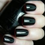 Почему нельзя красить ногти черным лаком?