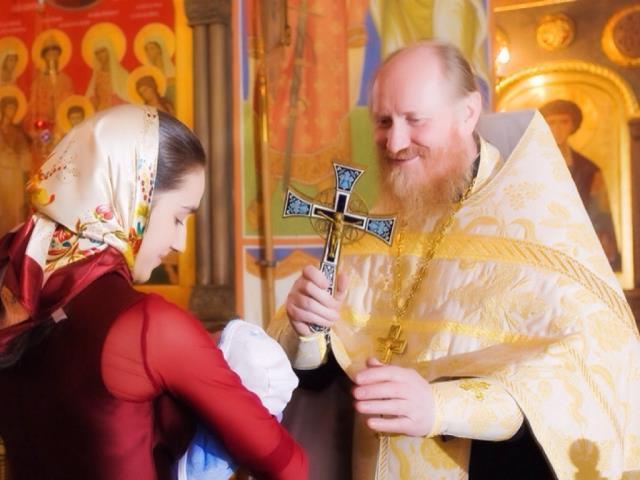 Фото на тему «Чому не можна хреститися другий раз?»