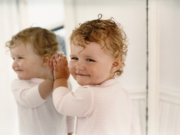 зеркало и малыш 3