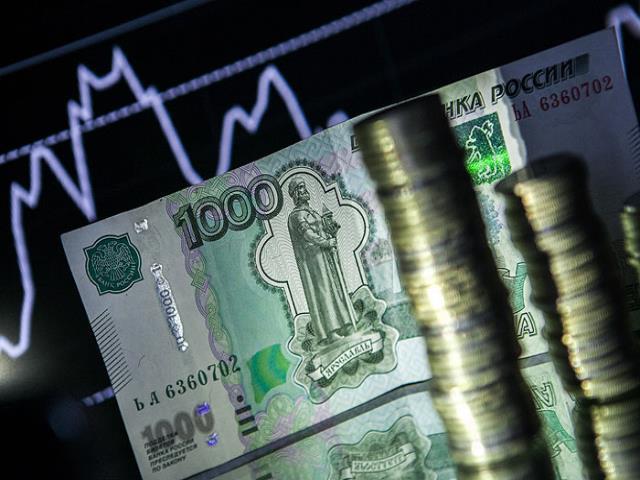рубль банка россии