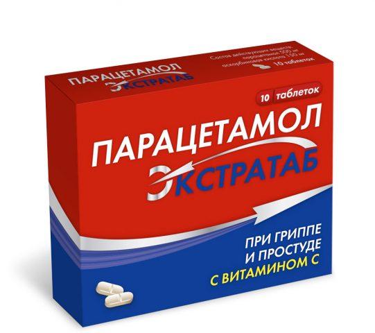 парацетамол экстрат