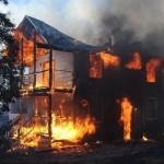 Почему нельзя строить дом на месте сгоревшего?