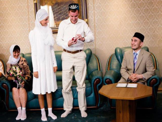 свадьба мусульман