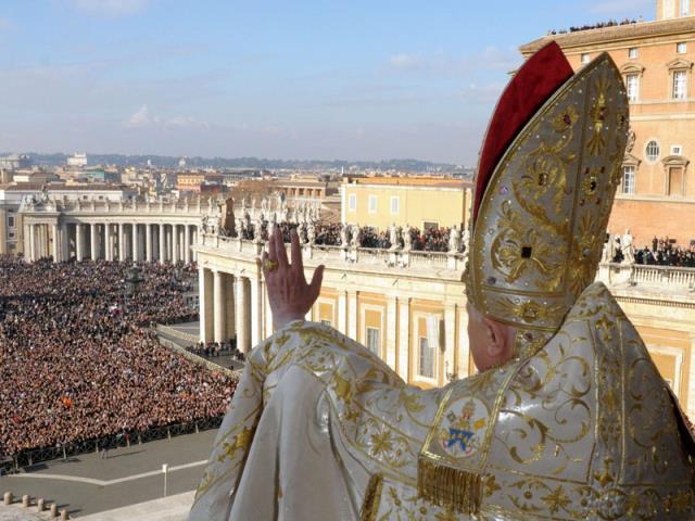 ватикан и папа римский