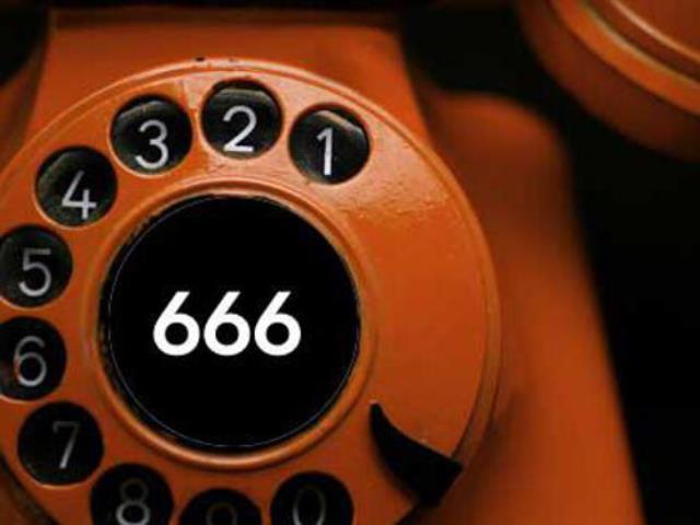 Фото на тему «Почему нельзя звонить на номер 666?»