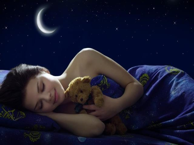 спать вечером