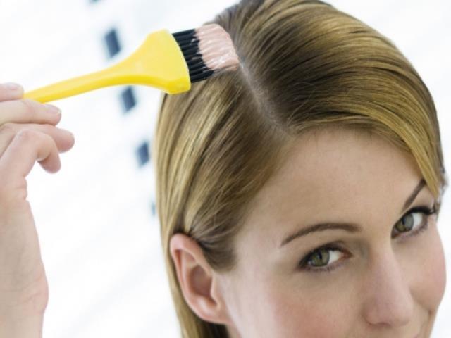 красить волосы беременным женщинам