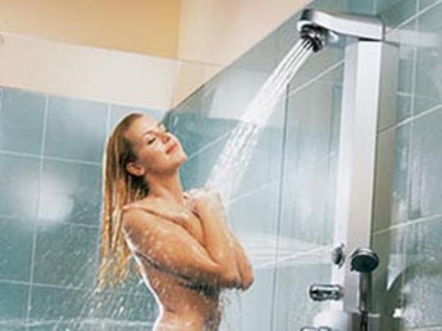 ходить в душ когда болеешь