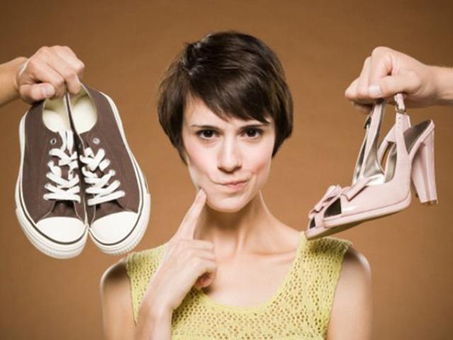 беременным носить каблуки