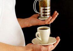беременным чай и кофе
