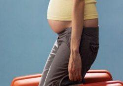 поднимать тяжести при беременности