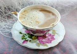 беременным кофе с молоком