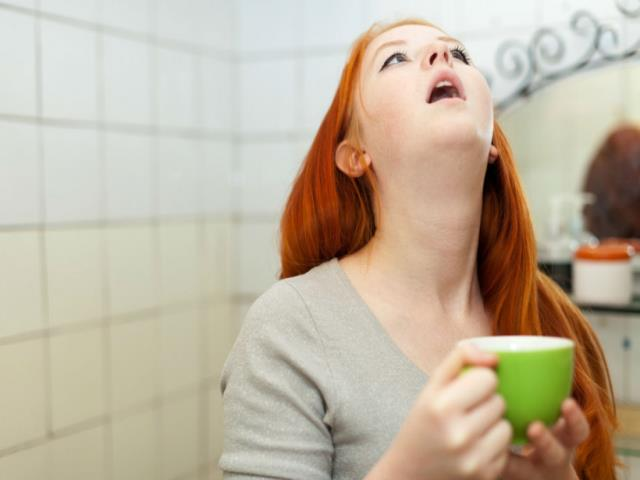 Фото на тему «Почему нельзя полоскать горло содой?»