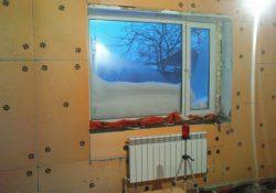 утеплять дом изнутри