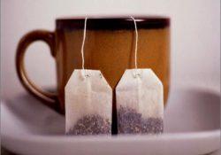 пить чай пакетиках