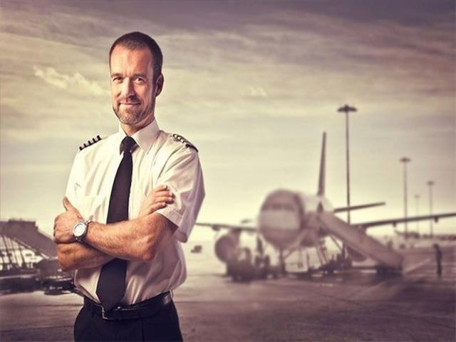 пилотам носить бороду