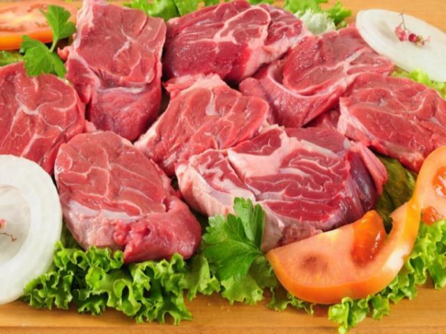 Фото на тему «Почему нельзя есть парное мясо?»