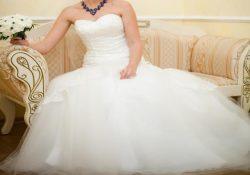 продавать свадебное платье