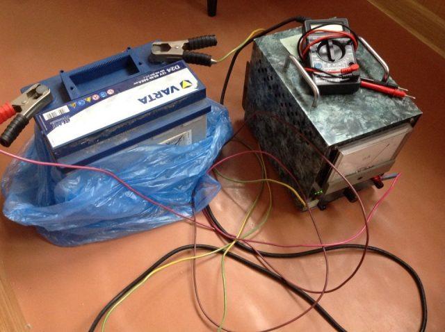 Почему нельзя заряжать аккумулятор дома?