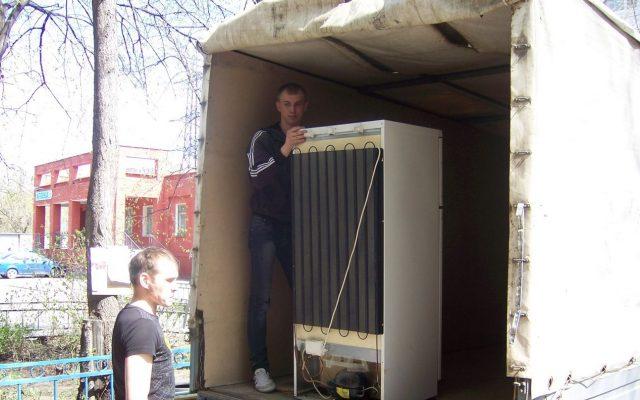 Почему нельзя перевозить холодильник горизонтально?
