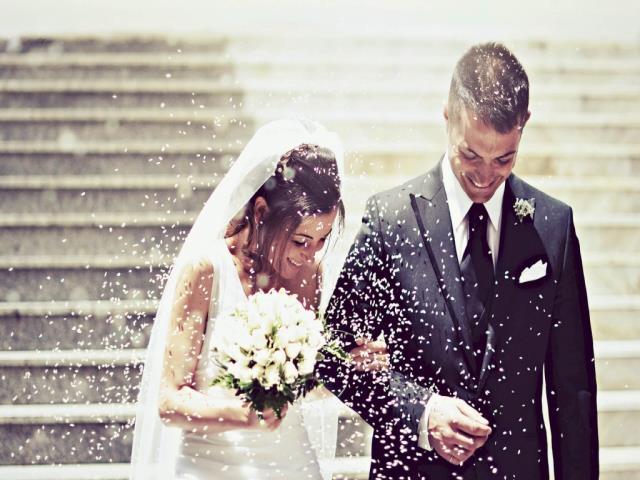 свадьба весной в апреле