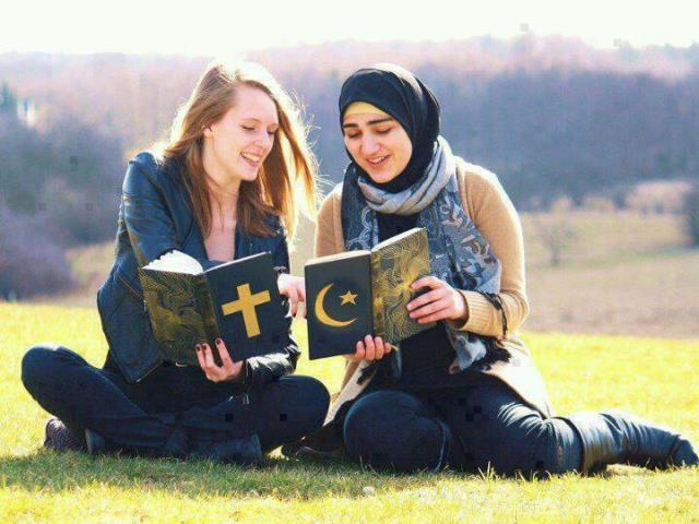 христианство и мусульмане