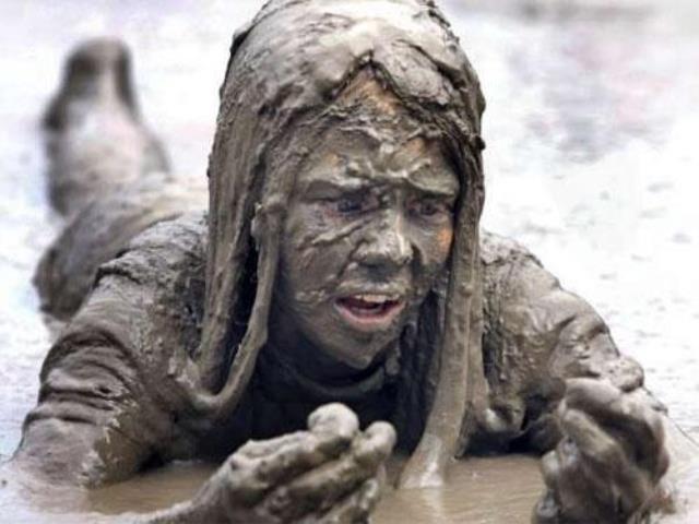 Фото на тему «Почему нельзя ходить с грязной головой?»