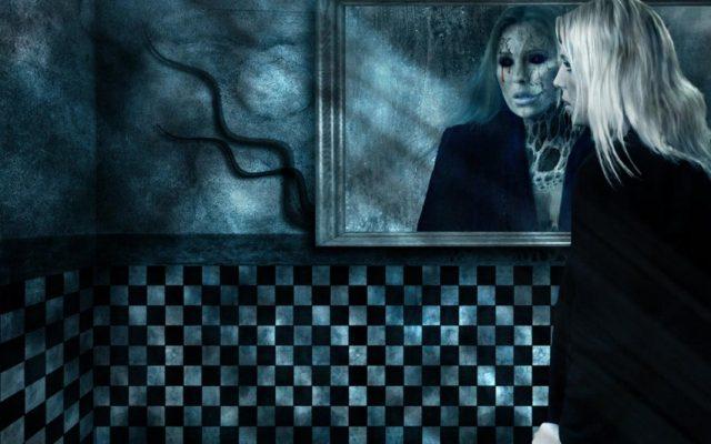 Фото на тему «Почему нельзя смотреть в зеркало ночью?»