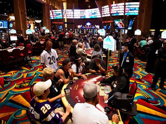 считать карты в казино