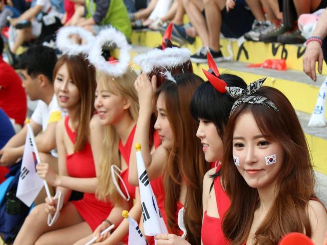 Фото на тему «Почему в Корее нельзя употреблять русское спасибо?»