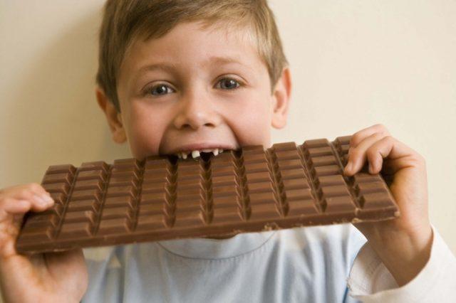 Фото на тему «Почему нельзя есть много сладкого?»