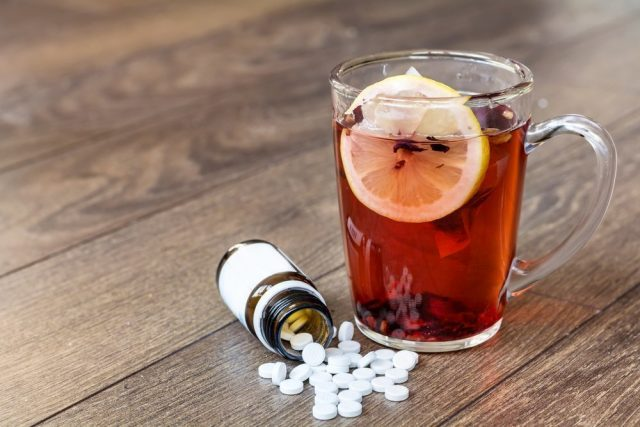 таблетки запивать соком