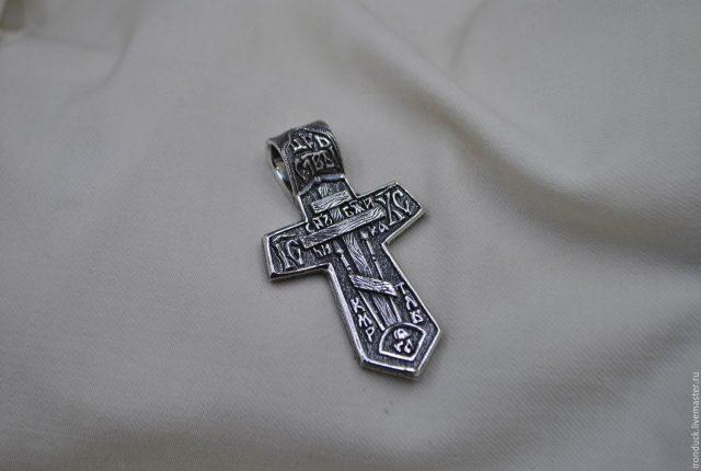 Почему нельзя снимать крестик?
