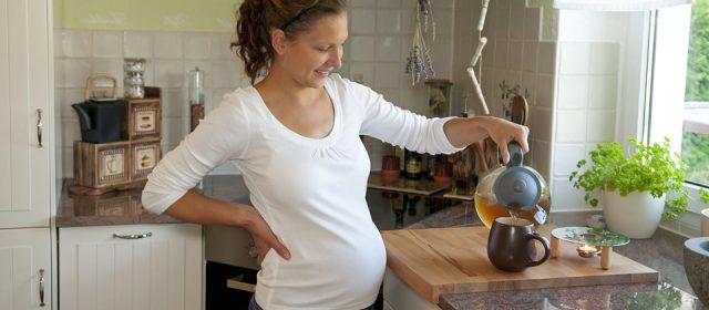 Почему беременным нельзя зеленый чай?