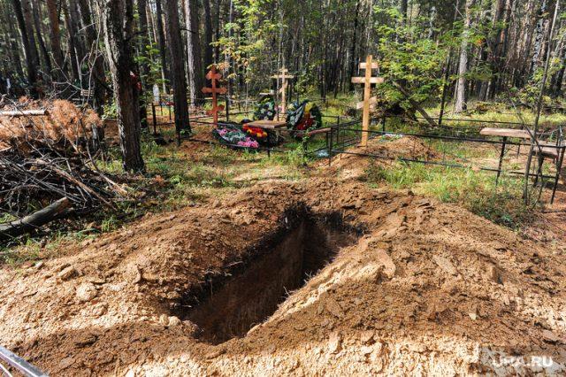 Почему родственникам нельзя копать могилу?