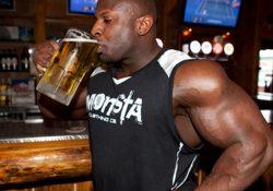 Фото на тему «Почему спортсменам нельзя пить алкоголь?»
