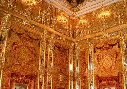 Почему нельзя фотографировать янтарную комнату?