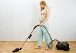 Фото на тему «Почему мужчинам нельзя пылесосить?»