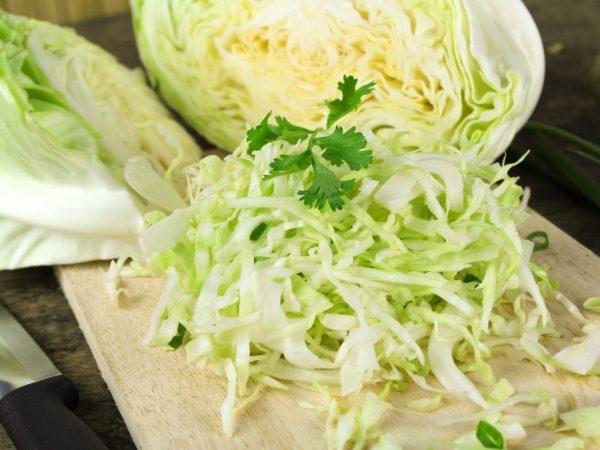 Можно ли белокочанную капусту при панкреатите