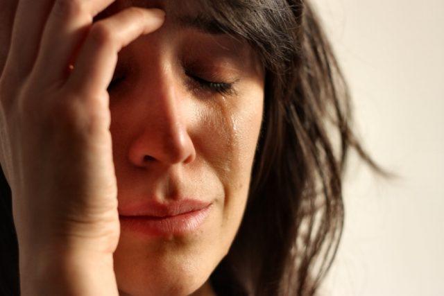 Почему нельзя много плакать?
