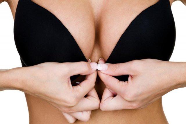 Фото на тему «Почему нельзя трогать грудь?»
