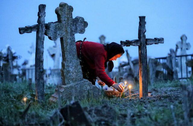 Почему нельзя ходить на кладбище в воскресенье?
