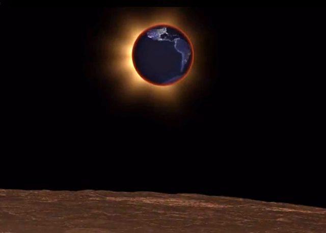 Почему нельзя смотреть на лунное затмение?
