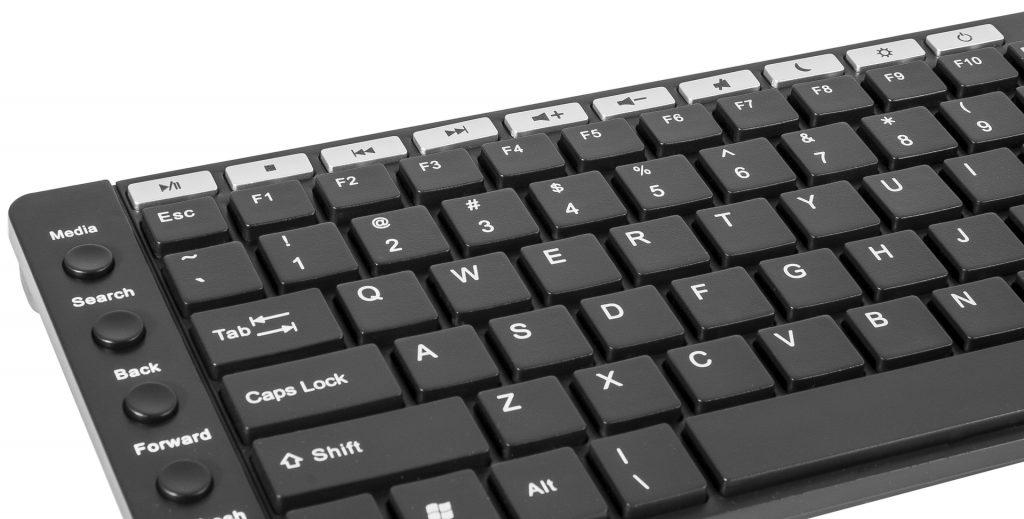 Почему не работает клавиатура на компьютере?