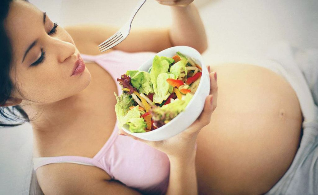 Почему беременным нельзя жареное?
