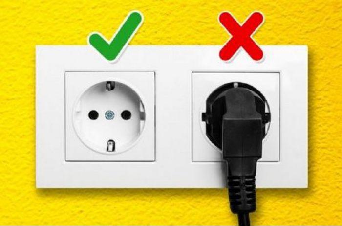 Фото на тему «Почему зарядное устройство нельзя оставлять в розетке?»