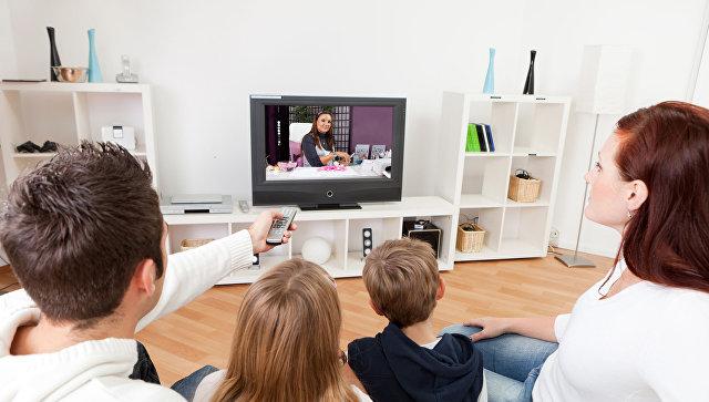 Фото на тему «Почему детям нельзя смотреть телевизор?»