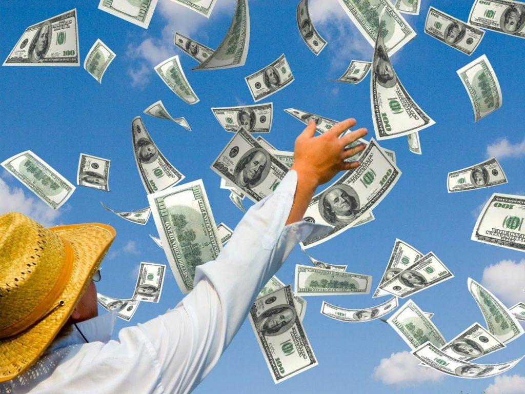 Фото на тему «Почему нельзя печатать деньги бесконечно?»